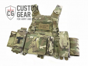 With CGPC2 Plate Carrier and other pocket