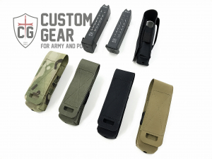 CG CLOSED PISTOL Mag pouch LASER EDITION
