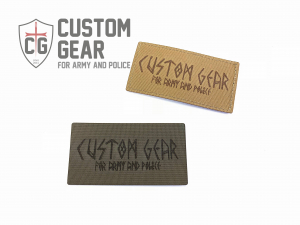 Custom Gear NORDIC LASER PATCH